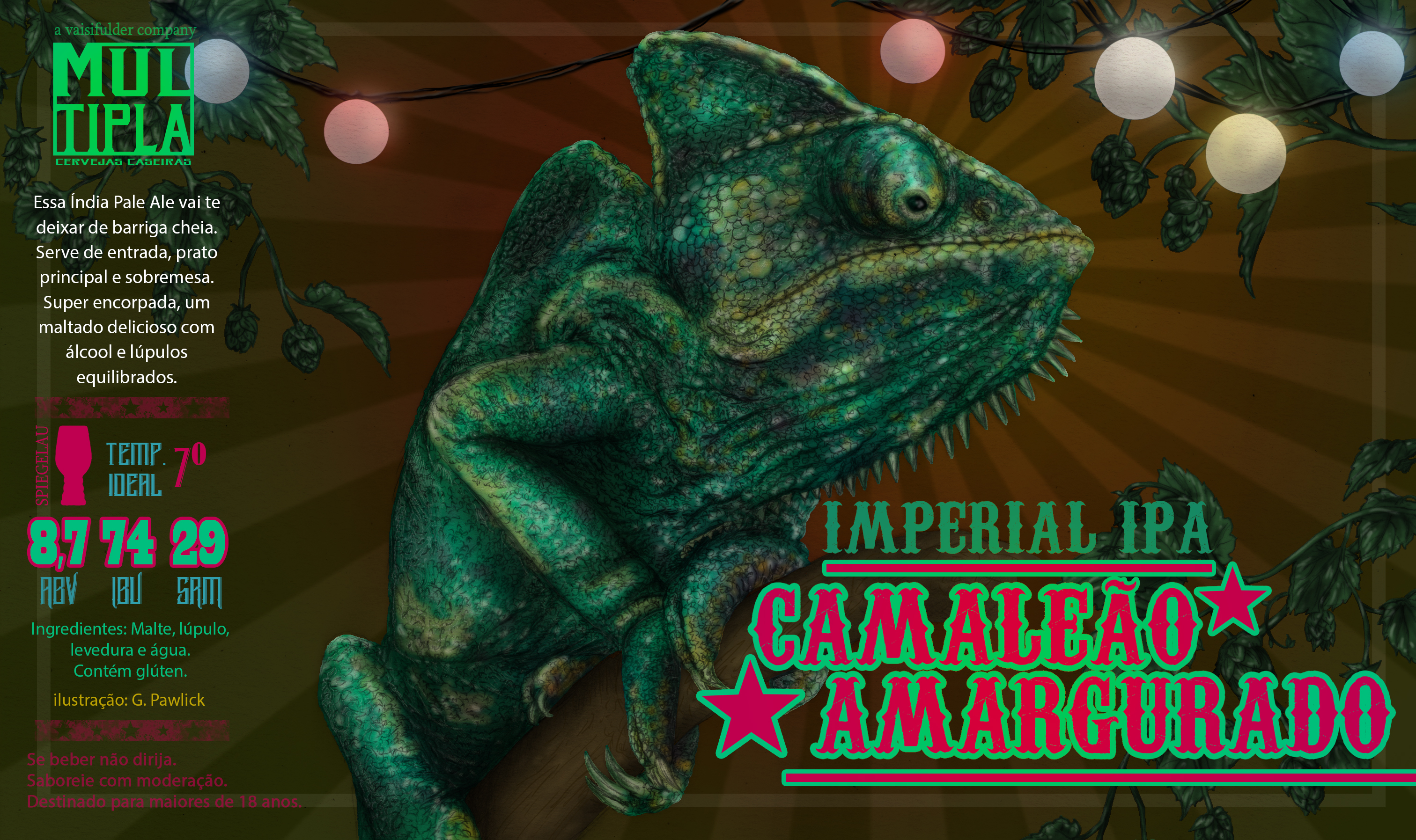 Multipla Imperial IPA