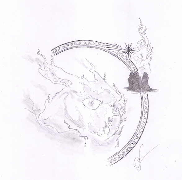 Cap XI - A coruja de fogo