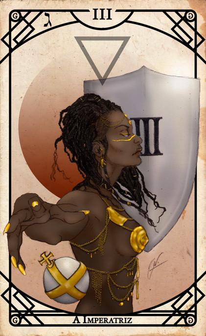 Arcano III - A Imperatriz