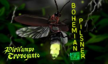 Rótulo Multipla Bohemian Pilsner