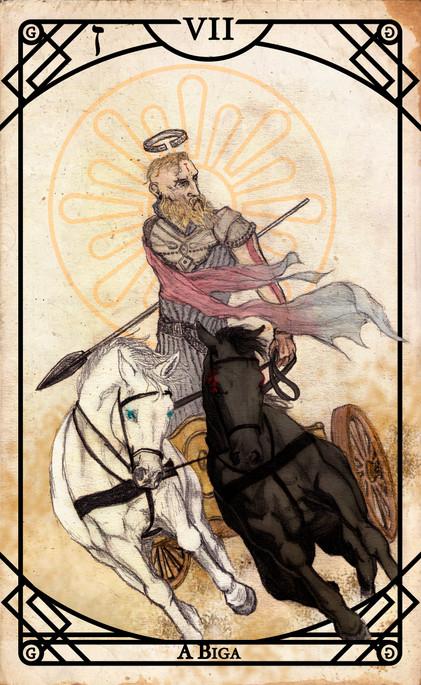 Arcano VII - A Biga
