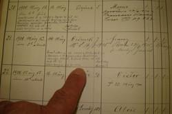 Pinter Franc birth 1900a