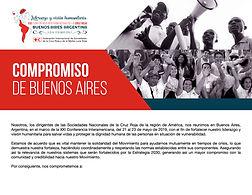 Cruz Roja Compromiso de Buenos Aires 201