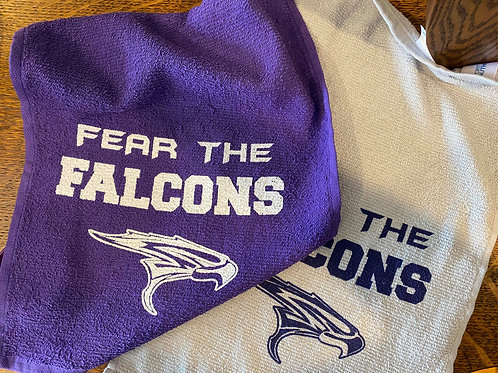 Falcon Rally Towel