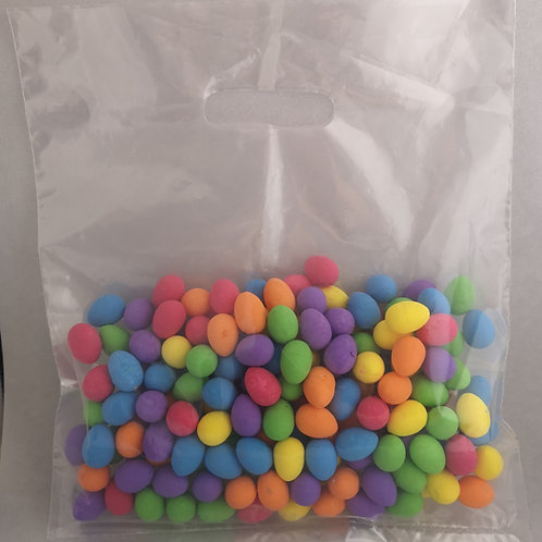 Clear 3-Way Forcing Bag