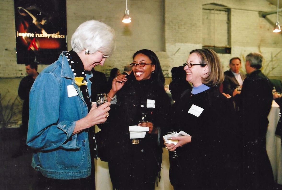 Fundraiser 2001