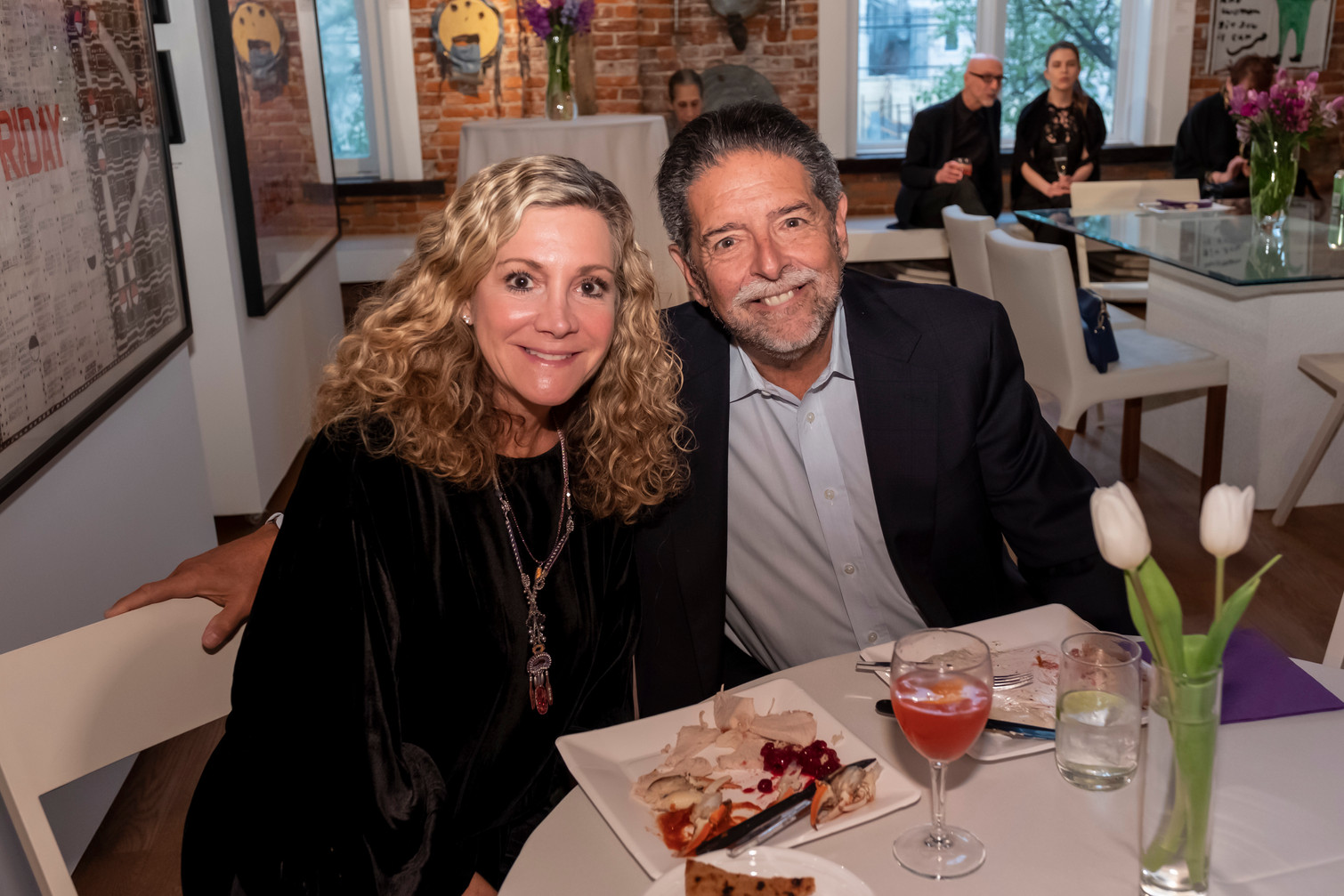 Lisa Wershaw and Steven Englemyer