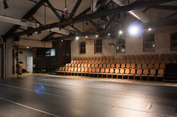 Theater with New Dance Floor