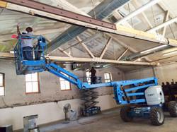 Theater Ceiling Repairs