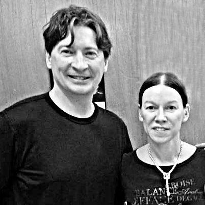 Alexei Charov, Natalia Charov, Ballet Class