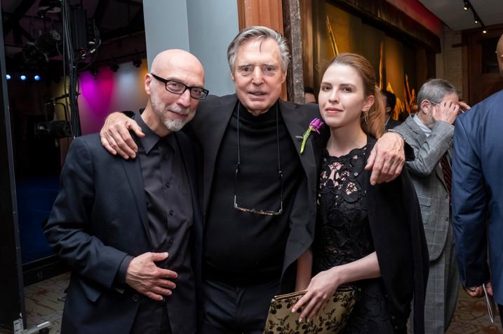 Frank Maresca, Victor Keen, Alejandra Russi