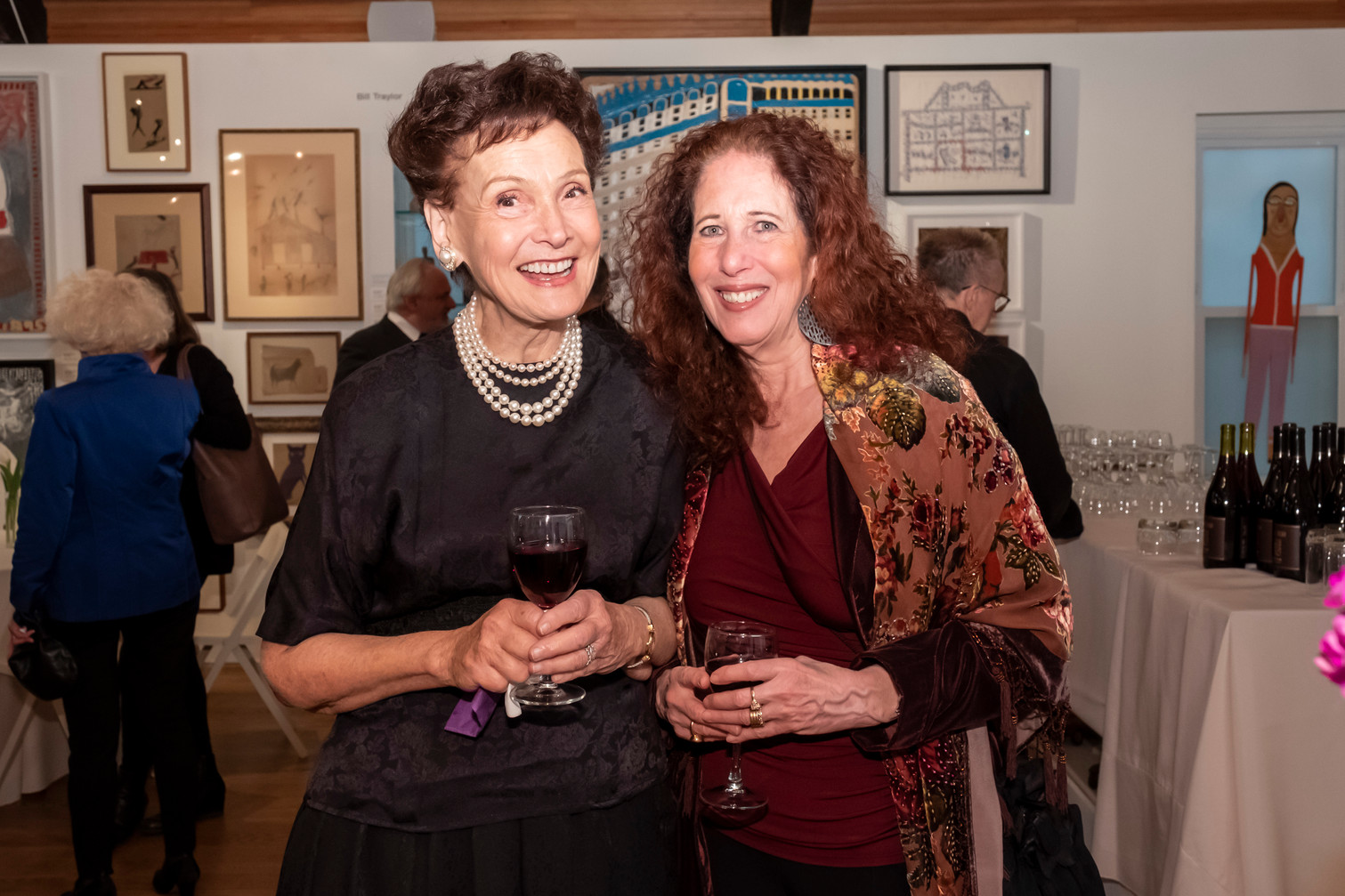 Barbara Tiffany-Ellen and Singer Coleman