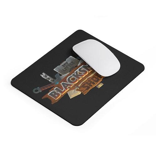 MLBSS Black Logo Mousepad