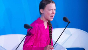 Climate Change Crisis – Greta Thunberg's Empty Words speech in full