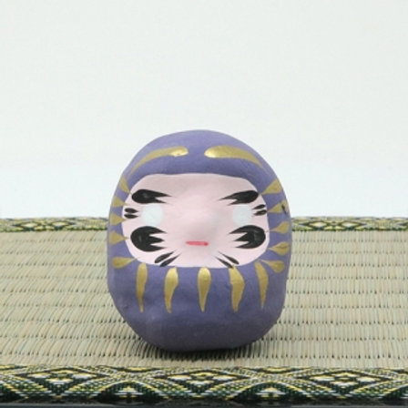 Daruma Purple