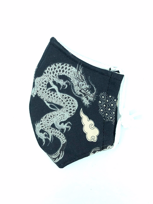 Face Mask S Size (Dragon)