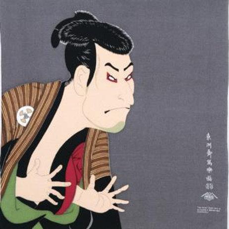 Furoshiki M size- Ukiyo-e, Sharaku