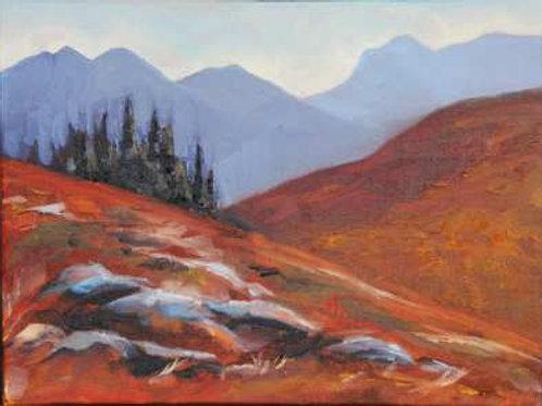 Sunshine Meadows - Original Oil Painting