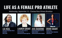 Sept 12 630pm at #chelseapiersfitness in