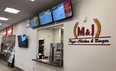 M & J Restaurant
