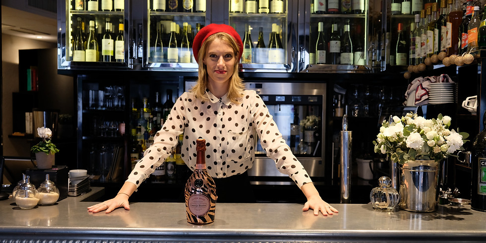 Les 'Mardis de Margot' x Café des Ministères