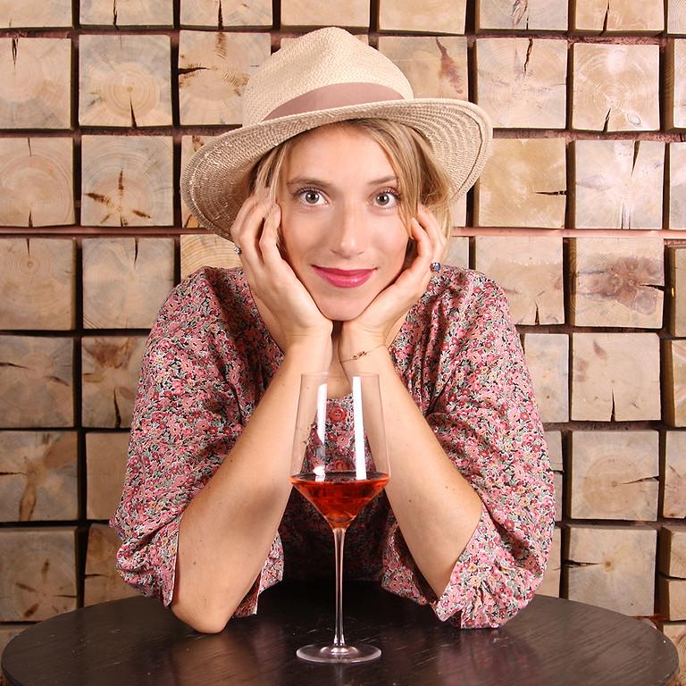 MasterClass : le B.a.ba du vin ! GIRLS ONLY !