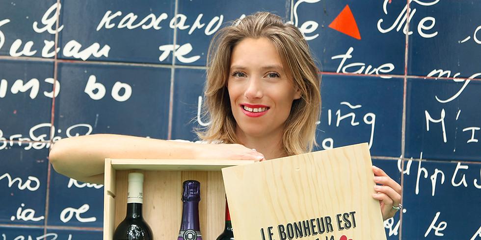 Fête des Mères : offrez ou participez à un cours sur le B.A ba du vin !