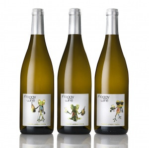 3 bouteilles du Domaine Pierre Luneau-Papin