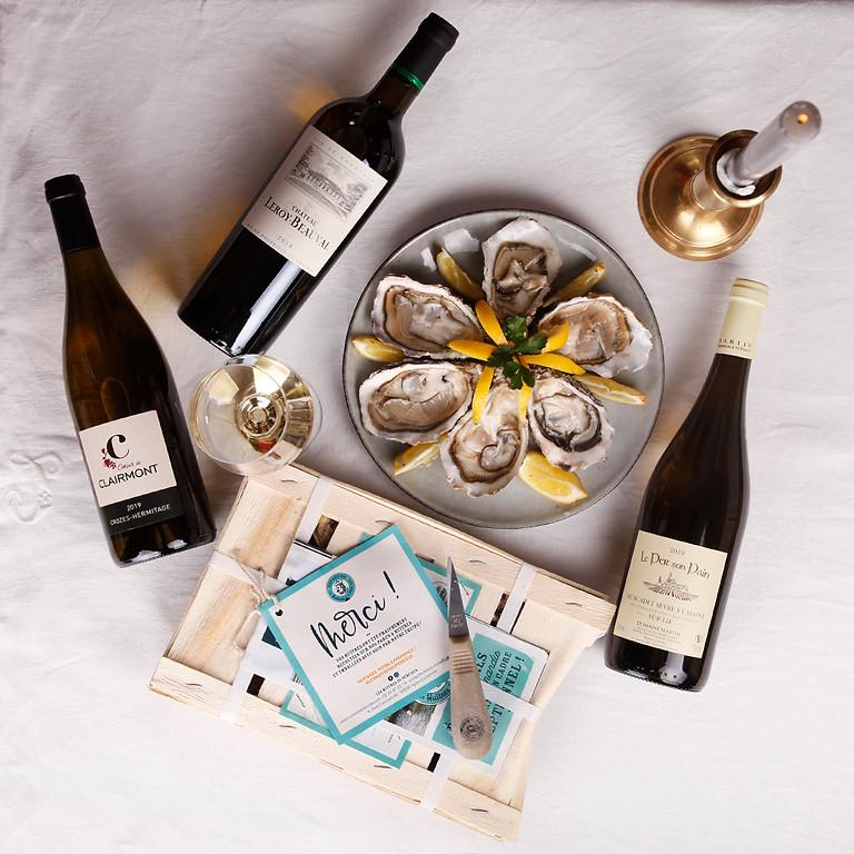 Master Class 'Spécial Accords Huîtres & Vins'