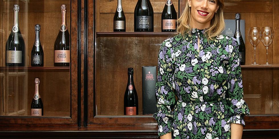 Slow Tasting exceptionnel avec la Maison de Champagne Charles Heidsieck !