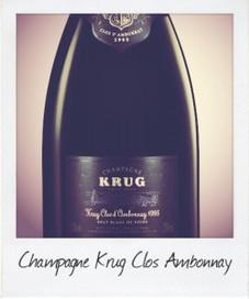 Clos d'Ambonnay de Krug