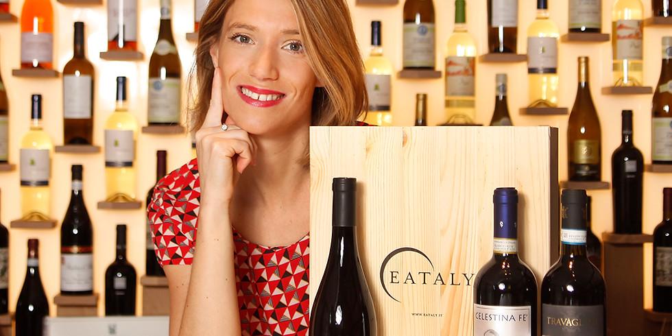 Master Class 'Grandes vigneronnes italiennes'