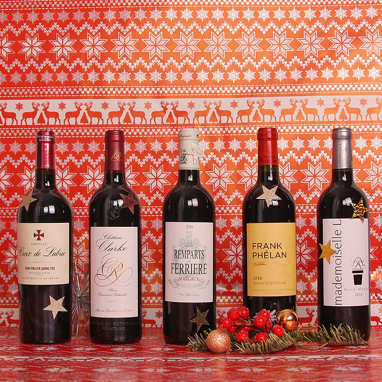 100% Digitale : Masterclass Grands Bordeaux dans tous ses états ! 🍷🥳