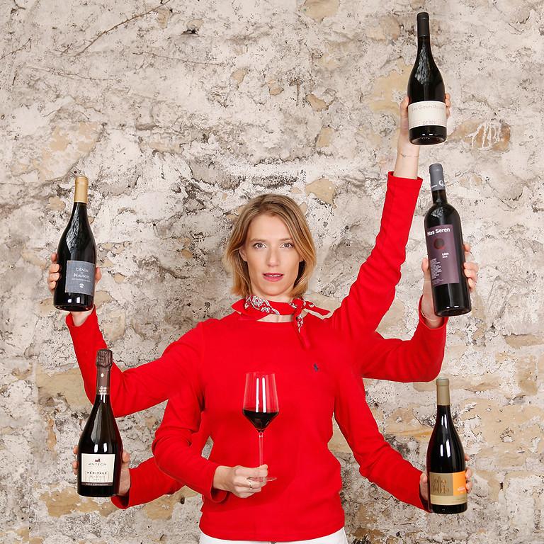 Master Class 'Mes stars Vigneronnes du Languedoc-Rousssillion'