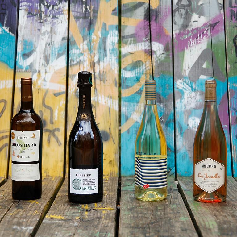 ☀ 🌀 Vin orange, bas degrés d'alcool, cépages oubliés : Découvrez la BOX des Vins Atypiques !  🌀 ☀️
