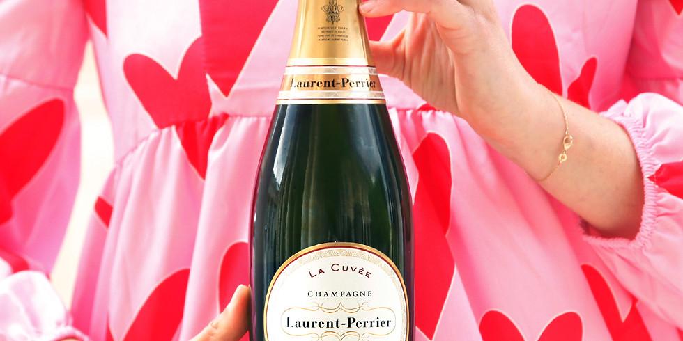 """""""Les Mardis de Margot"""" avec Laurent-Perrier is back !"""