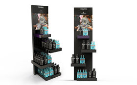 Multiple 3D Product Display designs