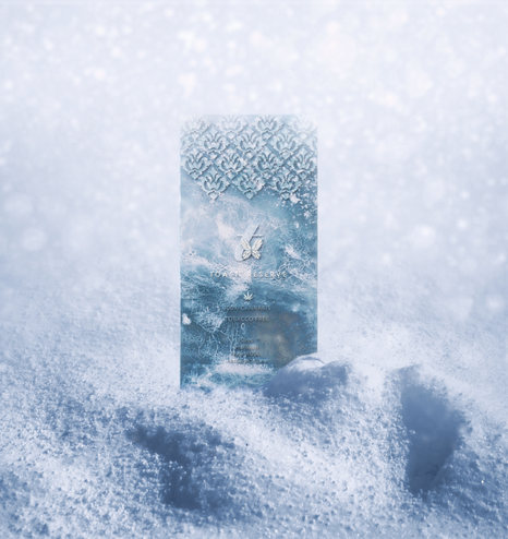 CGI Frosted Product AD