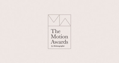 Motionographer awards