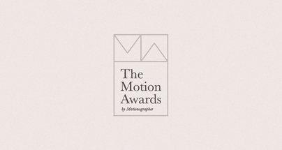 Motionographer awards