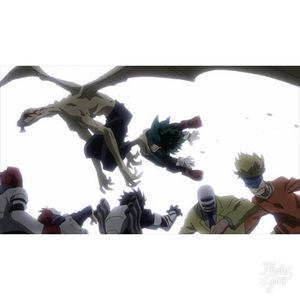 Deku Had a Quirk But It was stolen By All For One!|My Hero