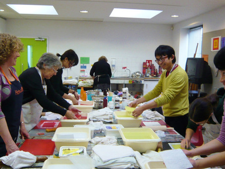 PAPERMAKING COURSE