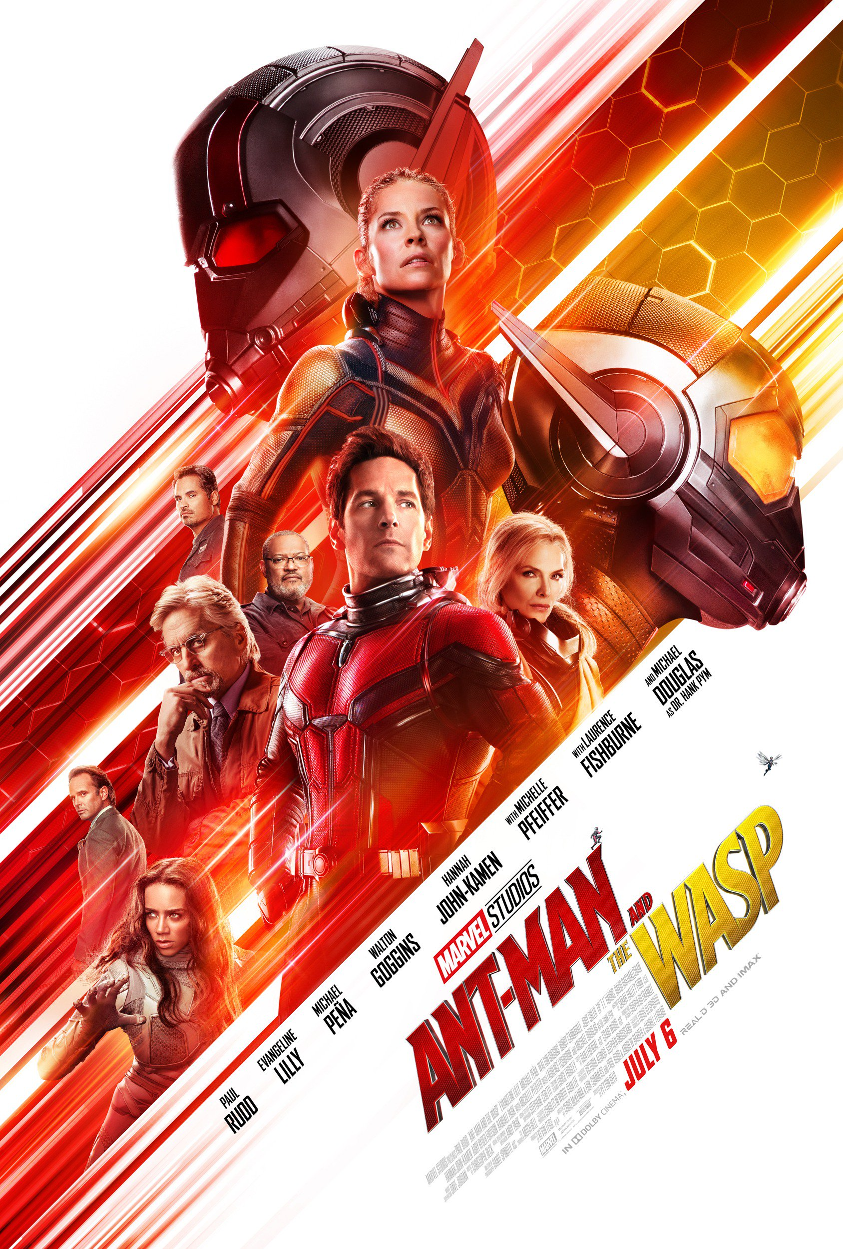 Ant Man & The Wasp (2018)
