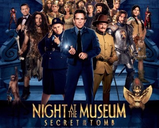 Night of the Museum 3 (2014)