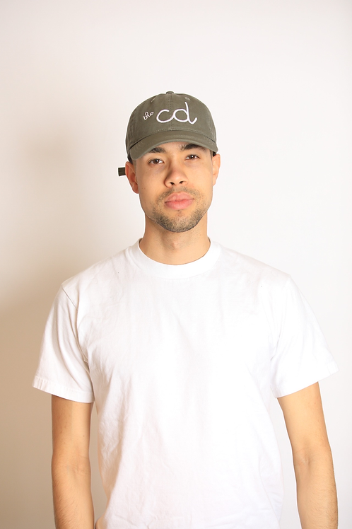The CD Dad/Mom Hat