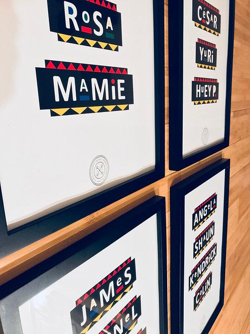Martin, Malcom, Mamie & More