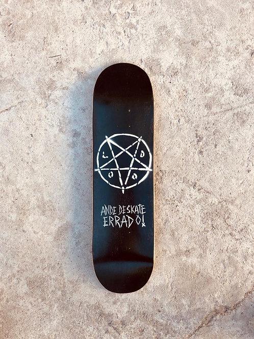 Shape Ande De Skate Errado !