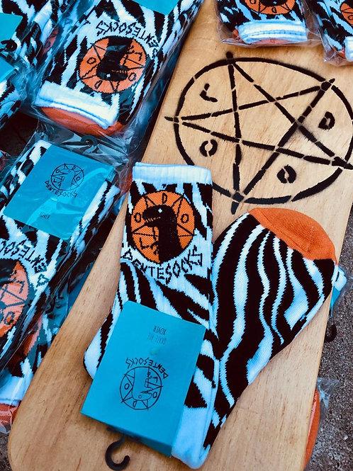 Meia Lodo X Dente Socks