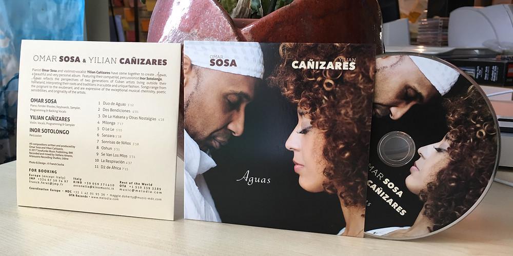 Album promo Yilian Canizares et Omar Sosa