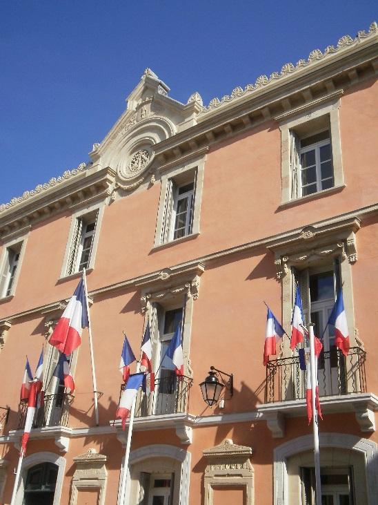Hotel de Ville de Saint Tropez